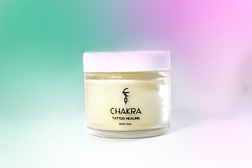 Chakra Tattoo Healing Jar