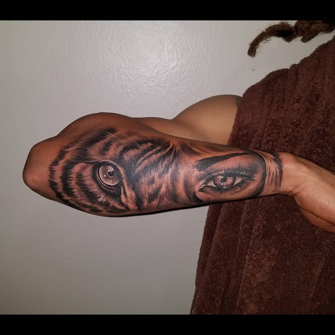 Rogo Chakra Tattoos