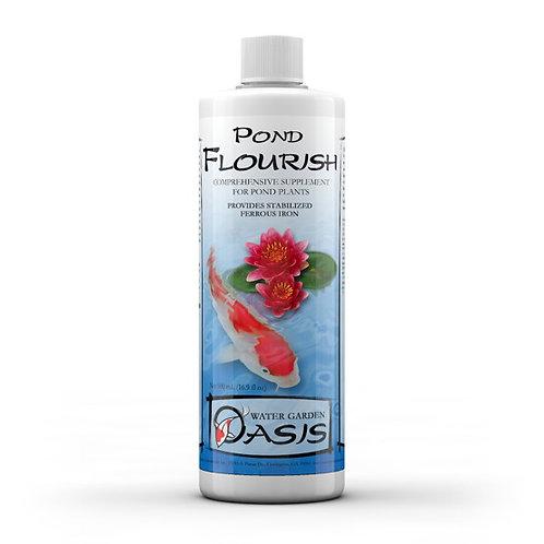 דשן נוזלי לצמחי בריכות נוי Pond Flourish® 1000ml