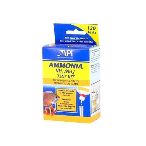 ערכת בדיקה לרמת האמוניה במים API® Ammonia Test Kit