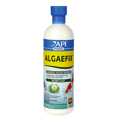 חומר נגד אצות POND ALGAEFIX 473ml