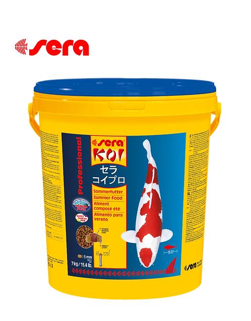 מזון לדגי קוי SERA KOI Professional 21L