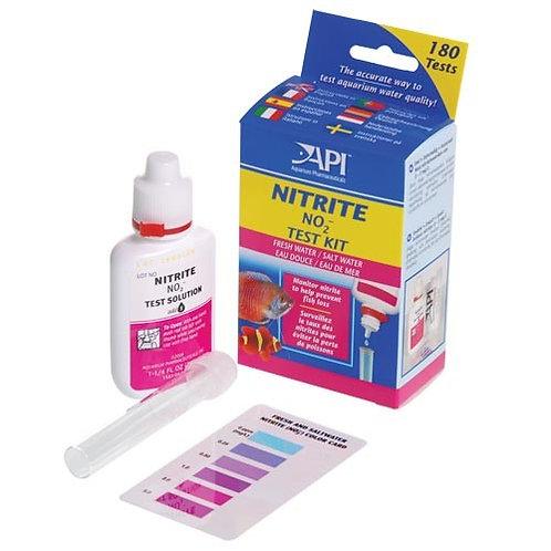 ערכת בדיקה לרמת הניטריט במים API® Nitrite Test Kit