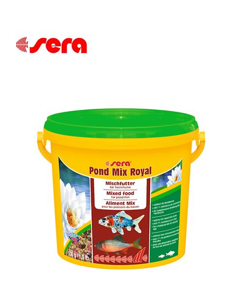 מזון לדגי בריכות SERA Pond Mix Royal 3.8L