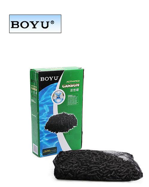 """פחם פעיל 1 ק""""ג BOYU AC-1000 Activated Carbon"""