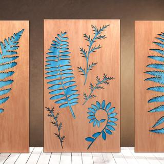 Ferns_dark_brown wall.jpg