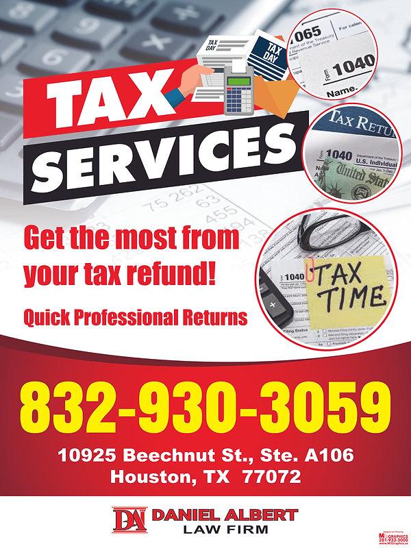 DanielAlbert_TaxServices_Poster_011421-0