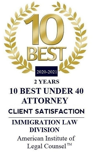 2020-2021 10 BEST Immigration Under 40.j