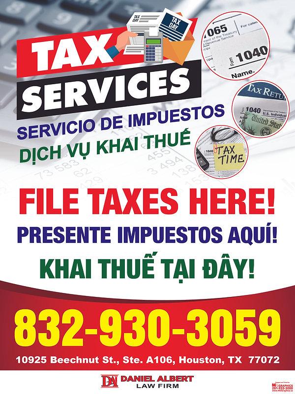 DanielAlbert_TaxServices_Poster_012621.j