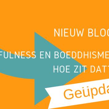 Mindfulness en boeddhisme, hoe zit dat?