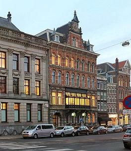 Centrum voor Mindfulness Amsterdam gebouw Raadhuisstraat 15