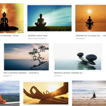Mindfulness is een feelgood training