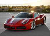 Rent Ferrari 488 GTB for rent