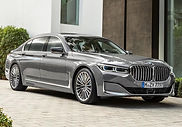 Rent Bmw Series 7