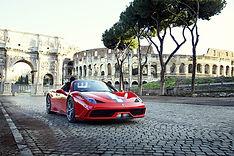 Ferrari Tour Rome