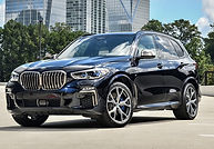 Rent Bmw X5 in Milano