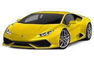 Hire Lamborghini Huracan Milan