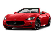 Hire Maserati Grancabrio Milan Italy