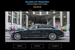 Milan chauffeur service vip