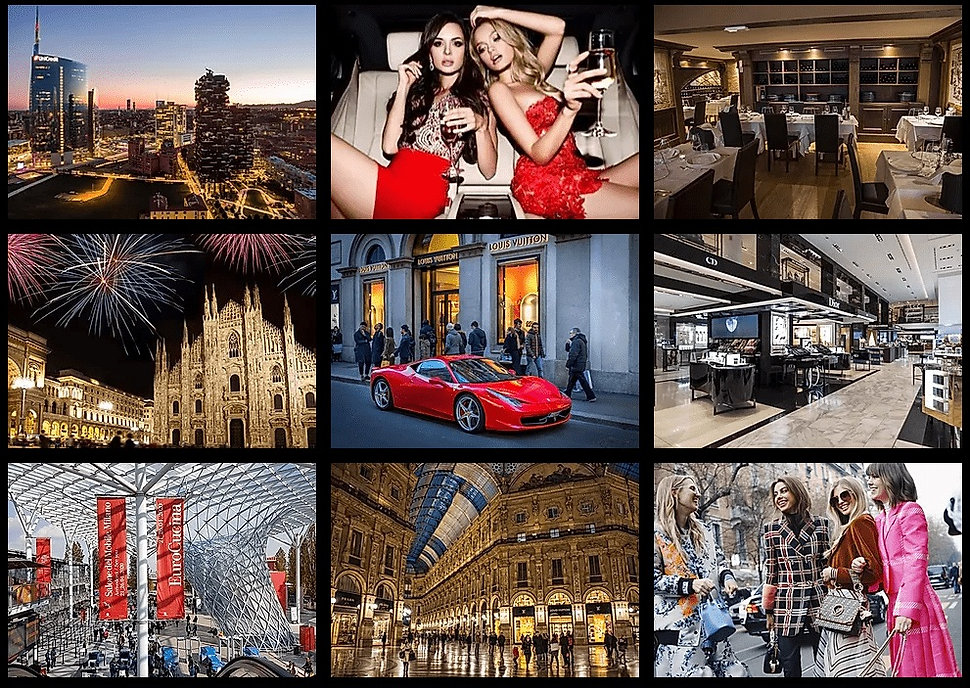 Milano Luxury Services Agency
