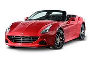 Rent Ferrari California in Milan