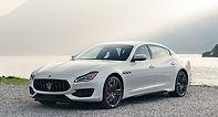 Rent Maserati Quattroporte