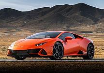 Rent Lamborghini Huracan in italy