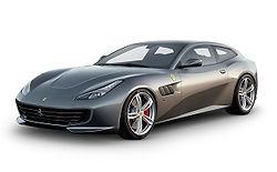 Rent Ferrari  GTC4 Lusso Roma