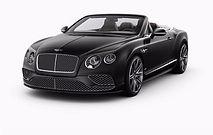 Hire Bentley GTC Convertible in Milan