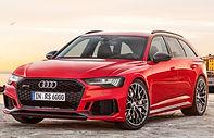 Rent Audi RS6 Avant