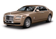 Hire Rolls Royce Ghost Milan Italy