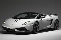 Hire Lamborghini Gallardo Spyder Milan Italy