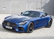 Rent Mercedes GT AMG