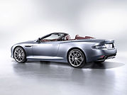 Rent an Aston Martin DB9 Volante Porto Cervo, Sardinia