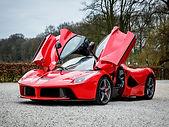 Rent Ferrari La Ferrari
