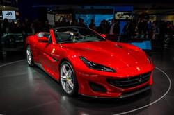 Rent Ferrari Portofino in Italy