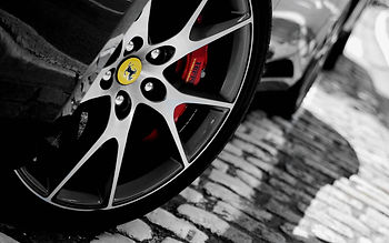 Luxury Car Hire Milan