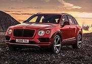 Rent Bentley Bentayga