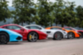 SUPERCARS ITALY TOUR