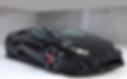 Rent in ibiza Lamborghini Huracan Spyder Evo