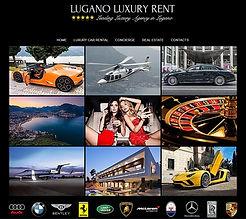 lugano luxury cars