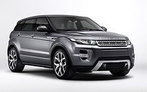 Hire Range Rover Evoque Milan