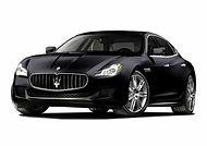 Hire Maserati Quattroporte Milan Italy