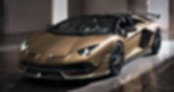 luxury car rental italy
