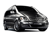 Hire Mercedes Viano in Milan airport