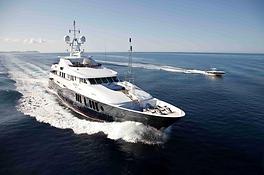 luxury yacht charter sardinia mediterrean sea