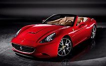 Ferrari california rental milano