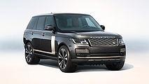 rent Range Rover in italy