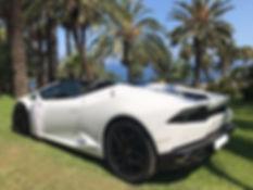 coches para boda tenerife