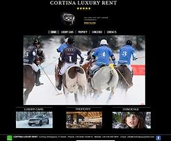 Cortina Luxury Rental Vip Cars